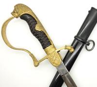Alcoso Lion-head Army Sword