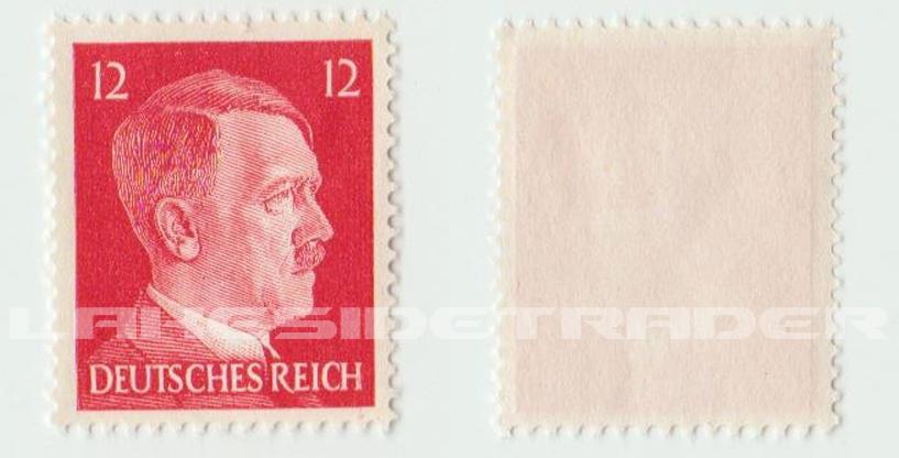 12 Pfenning Deutsches Reich Stamp