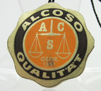 Alcoso Solingen Issue Tag