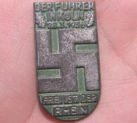Der Fuhrer In Koln Tinnie