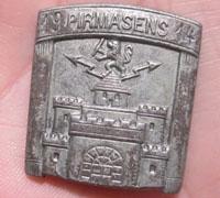 Imperial Pirmasens Tinnie 1914