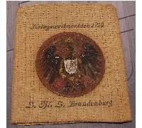 kriegsweihnachten Brandenburg commemorative