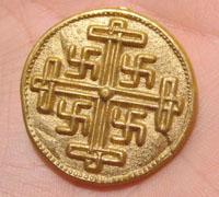 WHW Germanic Archeology Tinnie