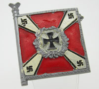 Flak Artillery Standarte Flag Tinnie