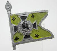 Cavalry Standarte Flag Tinnie