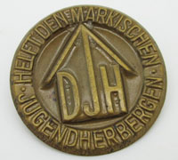 DJH Hitler Youth Hostel Tinnie