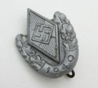 Hitler Youth Sports Festival Tinnie 1940