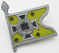 Communication Troops Standarte Flag Tinnie