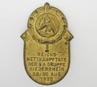 SA Competition Gruppe Niderrhein Tinnie 1935