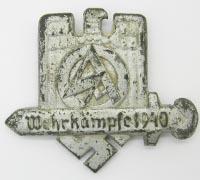 SA Wehrkämpfe 1940 Tinnie