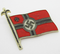 Battle Flag Tinnie