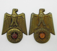 Two WHW Eagle Tinnies 1934-35