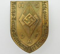 DAF/Hitler Youth Trade Competition Tinnie 1934