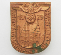 NSDAP Alsfeld-Lauterbach Day Badge 1939 by RS&S