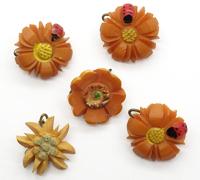 Five Flower WHW Tinnies