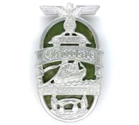 Volkswagen - KdF-Wagen Gautag Badge 1939