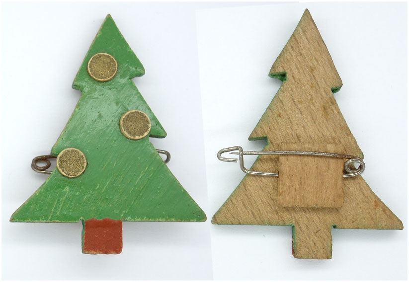 Christmas Tree tinnie