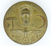 Tag Der Arbeit 1934 by Reichsverband