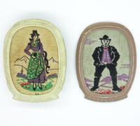 Oberdonau  & Salzburg - 'Trachten der Ostmark' WHW Tinnies 1938