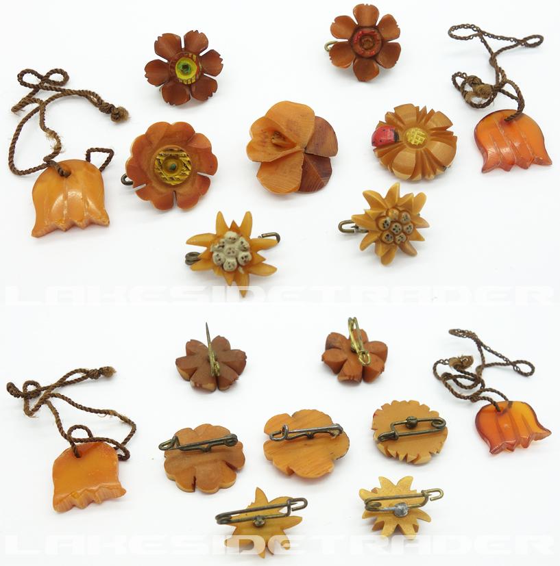 Nine Spring/Fall Flower WHW Tinnies