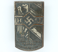 HJ Commemorative Meeting Badge 1933