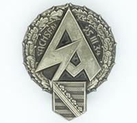 SA Badge Sachsen - March 25 1934
