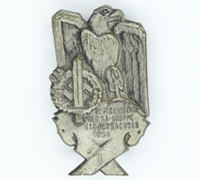 SA Niedersachsen Sports Competition Badge 1936