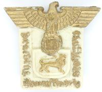 NSDAP Kreistag Braunschweig Day Badge 1939