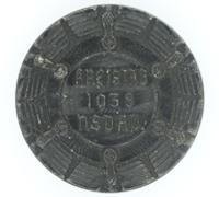 NSDAP Kreistag Badge 1938