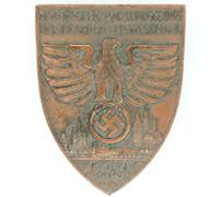 NSDAP Köln Meeting Badge 1933