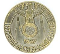 Kreistag-Aachen-Stadt-Land 1937