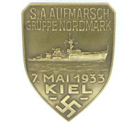 SA Nordmark Group Event Badge 1933