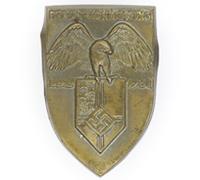 Reichskolonialbund Bremen Pin 1938