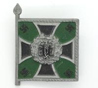 Jäger Standarte Flag Tinnie