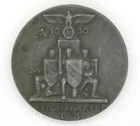 Reichsparteitag Tinnie 1936