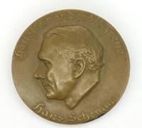Gauleiter Hans Schemm Tinnie