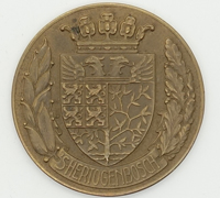 S-Hertogenbosch Bronze Medallion