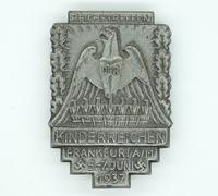 Reichstreffen der Kinderreichen Badge 1937