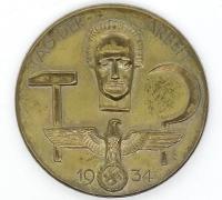 Tag Der Arbeit Tinnie 1934