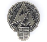 SA Meeting Badge – Stutgart 1934