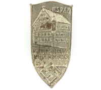 NSDAP Kronach Meeting Badge 1936