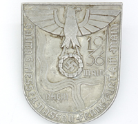 NSDAP Gau Fest Day Badge 1936