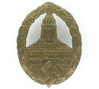 NSDAP Sachsentreffen Badge 1933