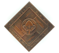 Waldbröl RAD Group 213 Honourary Day Badge 1936
