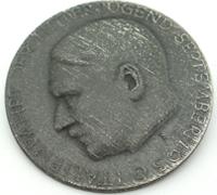 """HJ """"Italienfahrt der Hitlerjugend"""" Participants Badge 1936"""