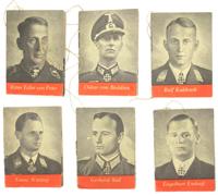 Knights Cross Winner Booklets WHW 1942/43