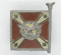 Luftwaffe Signals Standarte Flag Tinnie