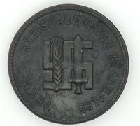 Gera Kreisbauerntag badge (18-19.2.1935)
