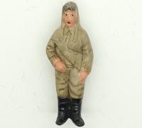 Ceramic soldier Tinnie