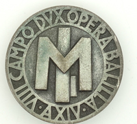 Italian ONB Youth Member's Pin